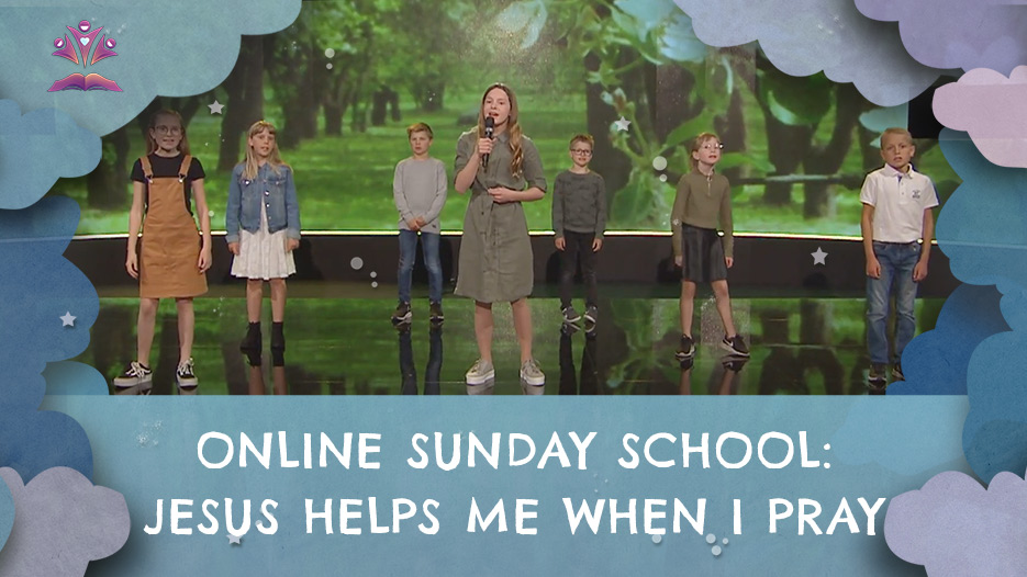 Sunday School Online, 7th June 2020