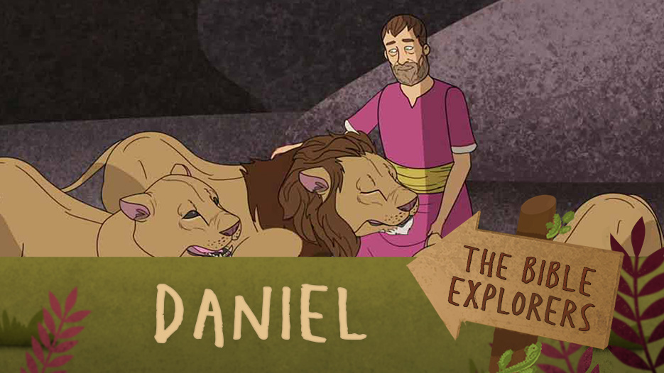 Daniel - stay close to God