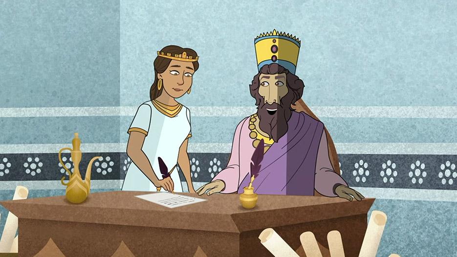 Queen Esther - the power of prayer