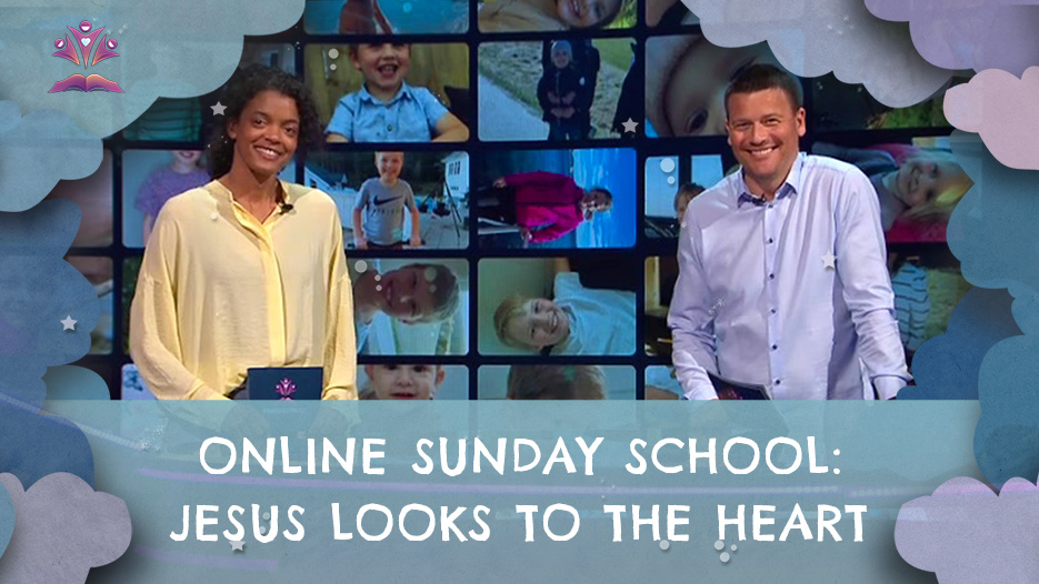 Sunday School Online 3rd May 2020