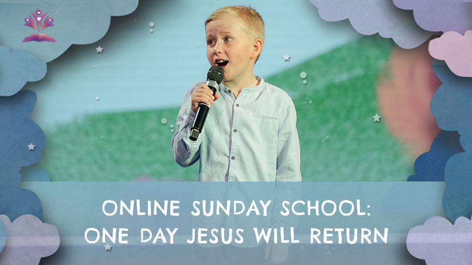 Sunday School Online 10th May 2020