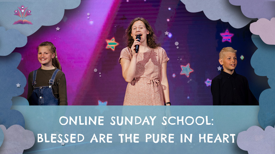 Online Sunday School - 24th May