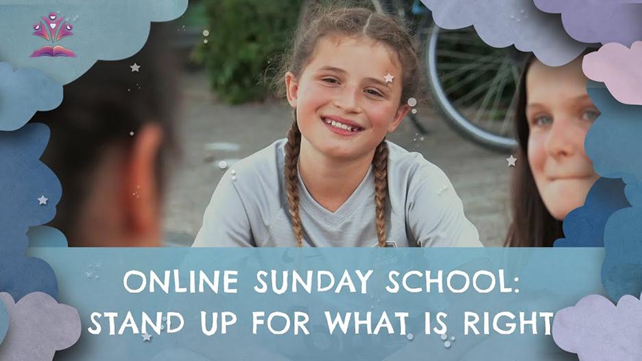 Online Sunday School 06.09.2020