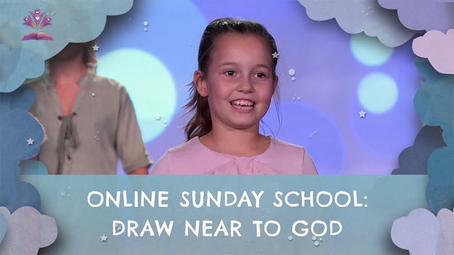 Online Sunday school - 20th September 2020