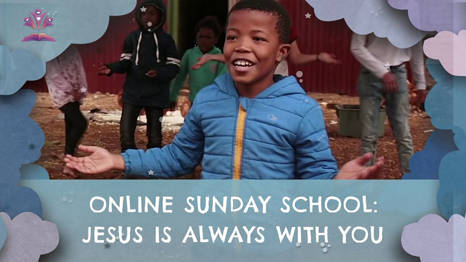 Online Sunday School 18th October 2020