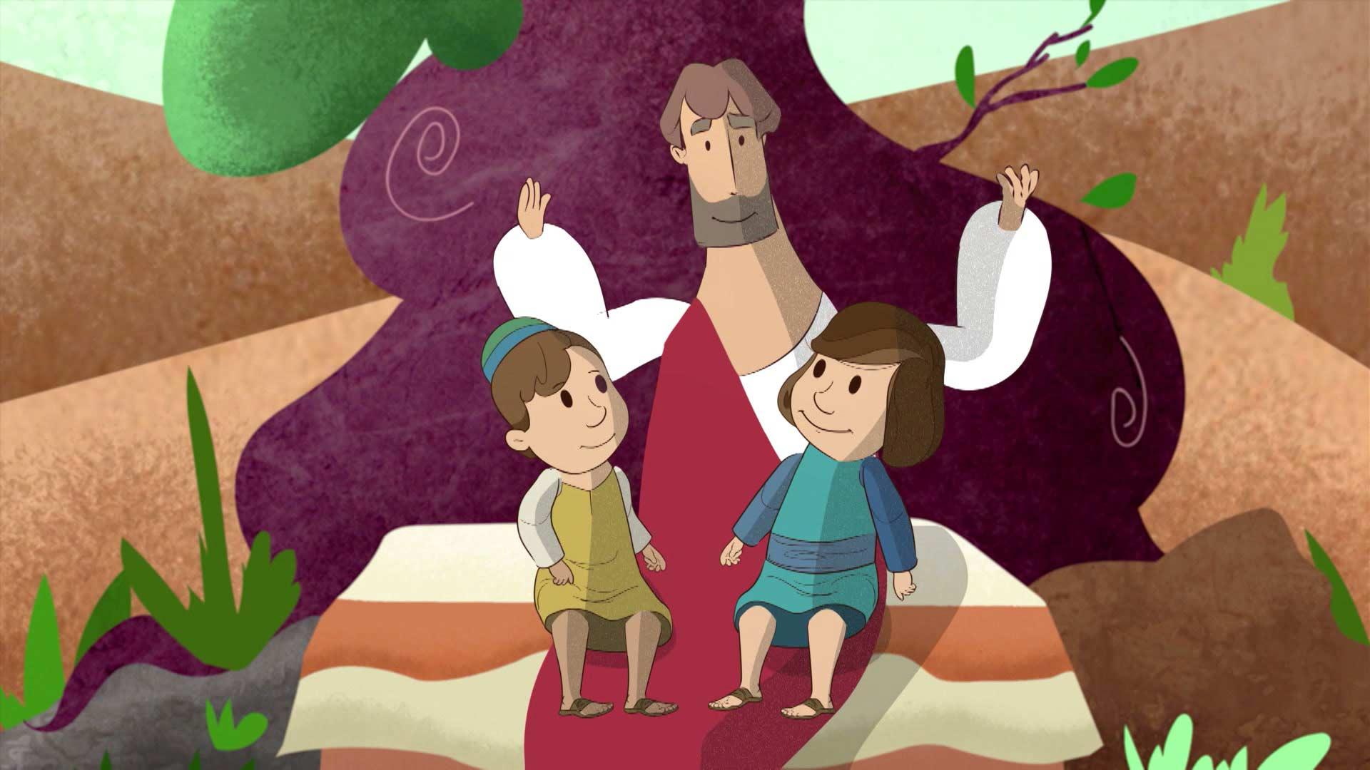 Jesus is my friend - children series