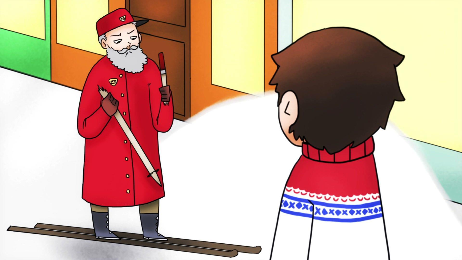 Olas Juleønske   Episode 2